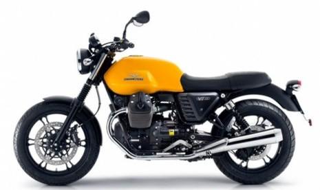 Piaggio Siap Usung Moto Guzzi V7 Ii Teranyar