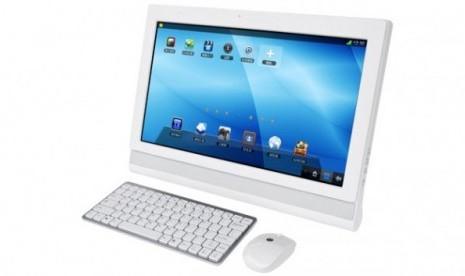 Motorola Rilis Display Layar Lebar Berbasis Android
