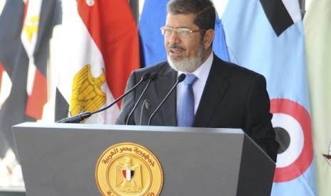 Mursi akan Bongkar Penyulut Krisis Mesir