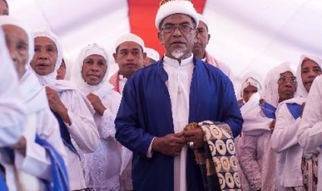 Muslim di Kota Ambon, Maluku.