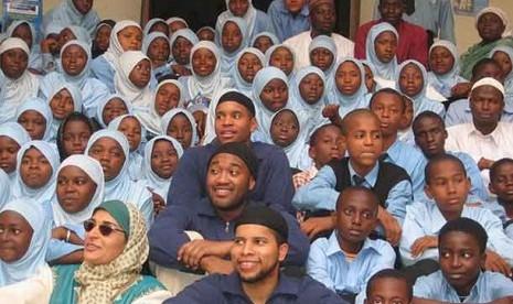 Muslim di Nigeria