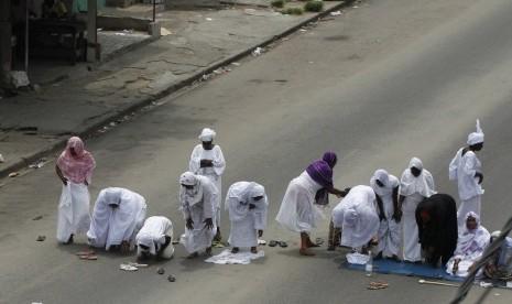 Muslim Pantai Gading Mendamba Hidup Damai (1)