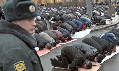 Muslim Rusia/ilustrasi