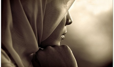 Muslimah/ilustrasi