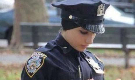 Muslimah yang menjadi polisi di Amerika Serikat