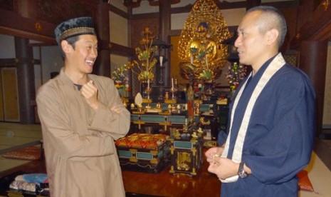 Kisah Muslim Jepang, Menggapai Islam Via Beasiswa