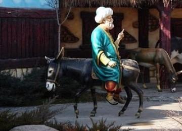 Nasruddin Hoja dan Cincin di Rumah Gelap Gulita