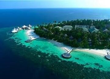 Negara Kepulauan Maladewa identik dengan Islam.