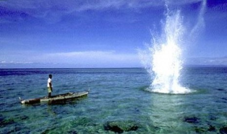 Pengeboman Ikan Ancam Wisata Minahasa Tenggara