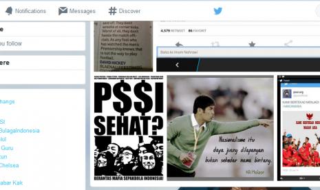 Netizen meminta Menpora Imam Nahrawi berani membekukan PSSI.