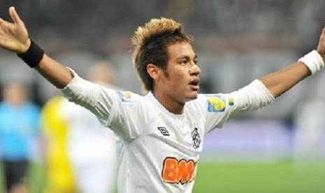 Neymar Jadi Saingan Berat Messi dalam Perebutan Ballon d'Or
