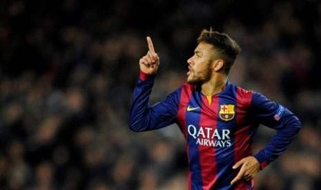 Neymar Siap Ancam Villarreal