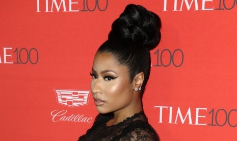 Nicki Minaj Pecahkan Rekor Billboard Hot 100