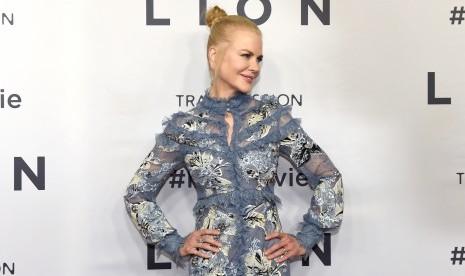 Rahasia Cantik Nicole Kidman