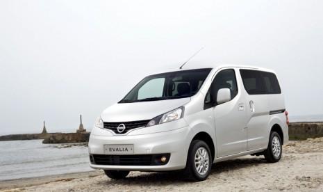 Nissan Evalia Ramaikan MPV Murah