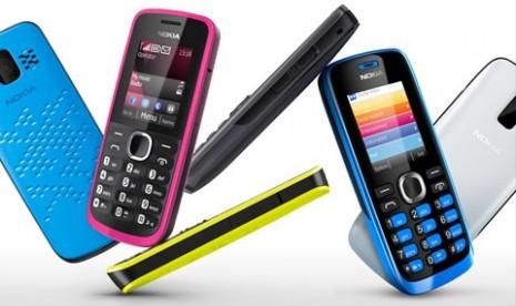 Nokia 110 Harga dan Spesifikasi Terbaru 2012