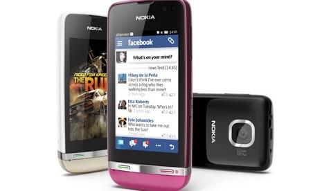 Nokia Asha Touch