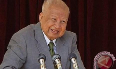 Norodom Sihanouk jenazah norodom sihanouk