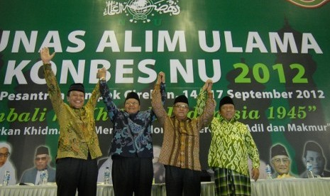 NU ends its convention in Cirebon, West Java, on Moday. The convention produces frous recommendations, namely on corruption, tax, Innocence of Muslims movie, and education.