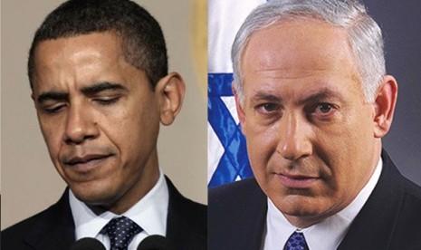 Netanyahu Siap Gulingkan Obama?