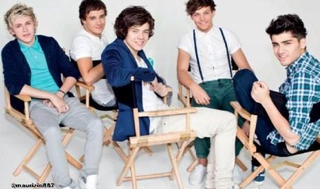 One Direction Rilis Lagu Bernuansa 80-an