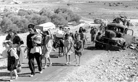 Orang-orang Yahudi berbondong-bondong mendatangi tanah Palestina setelah Israel keluarkan UU Kepulangan