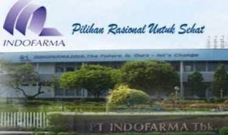Pabrik obat PT Indofarma, Tbk