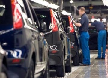 Pabrik perakitan Nissan di Washington