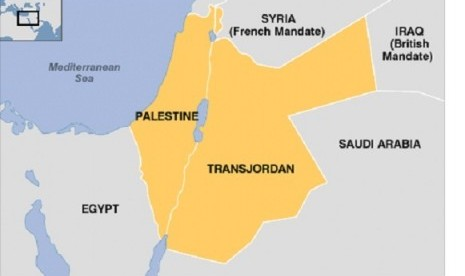 Zionis Galau: Pilih Argentina atau Palestina (2)
