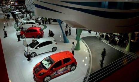Pameran Mobil (ilustrasi)