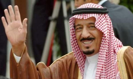 Pangeran Salman Bin Abdulaziz Al-Saud