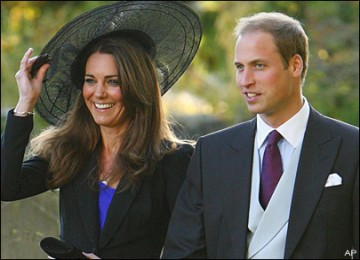 Pangeran William Kate Middleton
