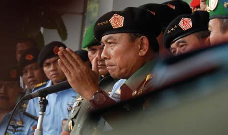 Bentrokan di Batam, Panglima TNI: Jangan Komentar Macam-macam