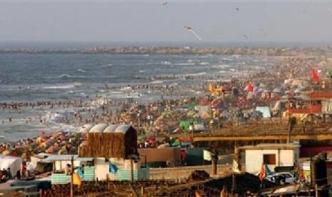 Pantai Gaza dan Palestina Merdeka