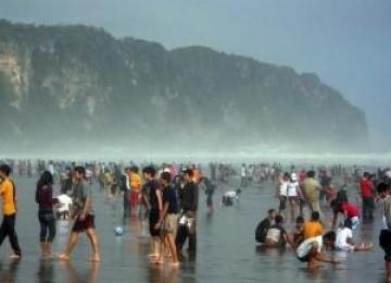 Inilah yang Harus Diwaspadai Wisatawan di Pantai Parangtritis