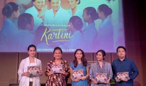 Peringati Hari Kartini, GO-JEK Ajak Mitra Pengemudi dan Talent Perempuan Nobar Film Kartini