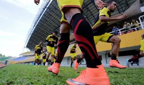 Liga U-21 Dihapus, Sriwijaya FC Tetap Bina Pemain Muda