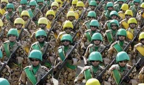 Iran Siap Lancarkan Serangan Militer ke Israel