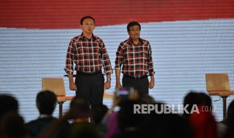 PPP Putuskan Dukung Ahok-Djarot karena Alasan Politis