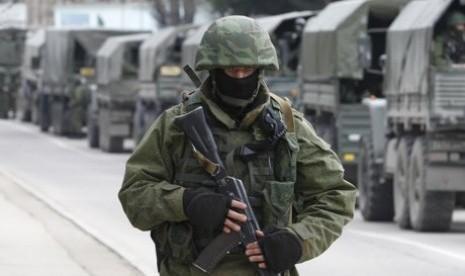 Pasukan Rusia