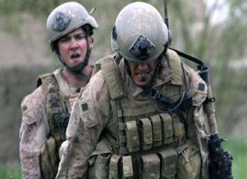 Pasukan as ditarik, sah menumpuk di afghanistan