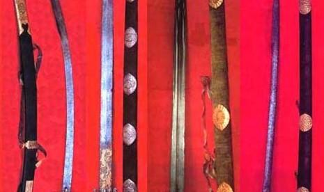 Inilah Pedang yang Dipakai Rasulullah Saat Berdakwah  (1)