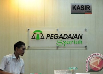 Pegadaian (ilustrasi).