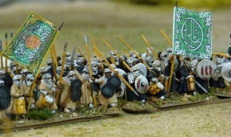 Dinasti Al-Murabitun, Pejuang dari Ribat (1)