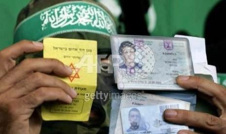 Alqassam Klaim Tangkap Dua Pilot Israel
