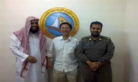 Pekerja Asing di Saudi Memilih Islam