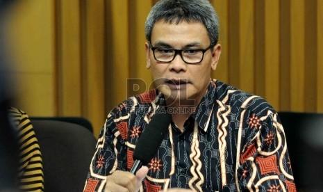 Pelaksana Tugas (Plt) Pimpinan KPK Johan Budi
