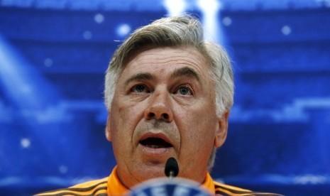 Ancelotti: Madrid Sukses Meredam Liverpool