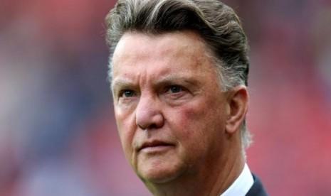 Van Gaal Kecewa MU tidak Menang 6 Gol