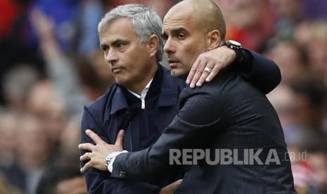 'Derby Manchester Bukan Tentang Angka dan Pelatih'